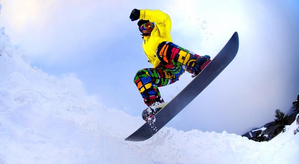 北海道 スノーボード