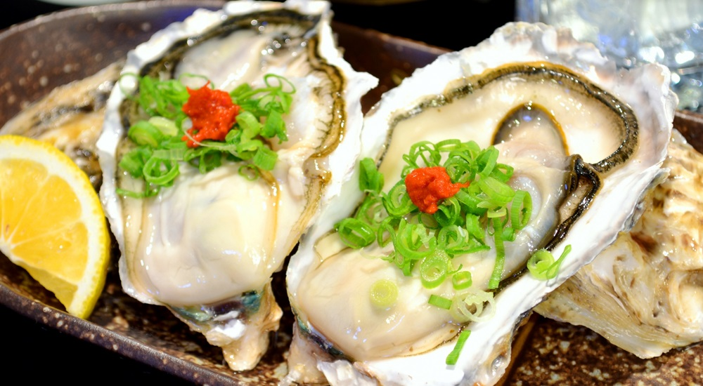 北海道 牡蠣