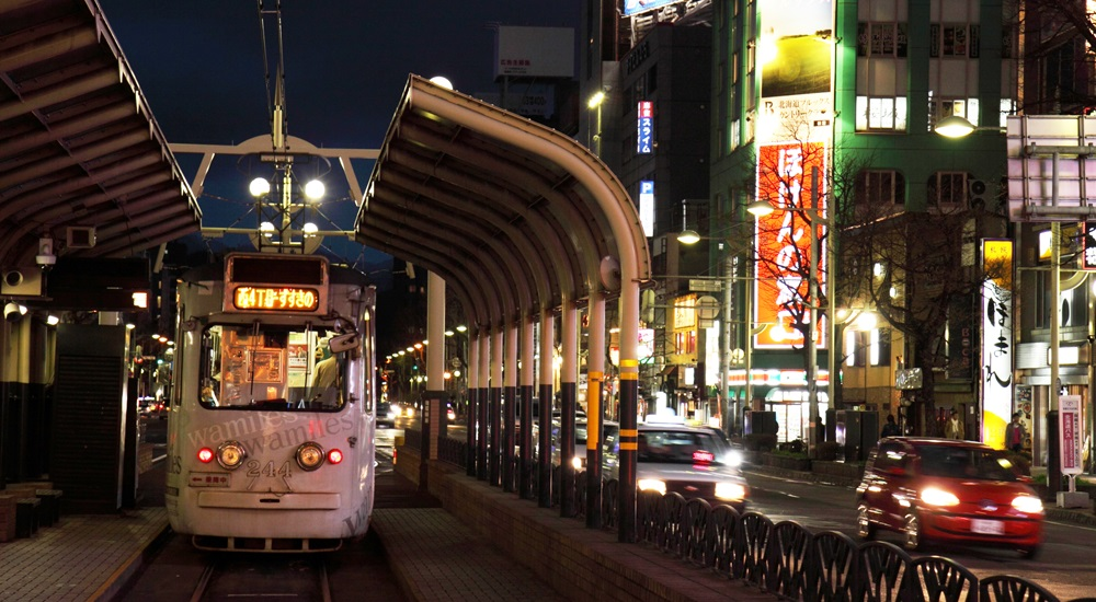 北海道 路面電車