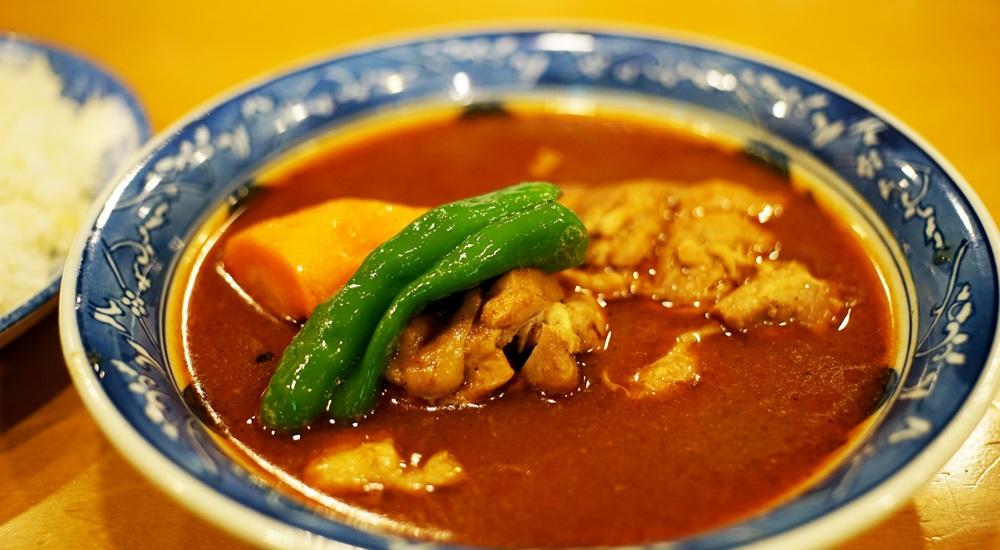 北海道 スープカレー・カレー