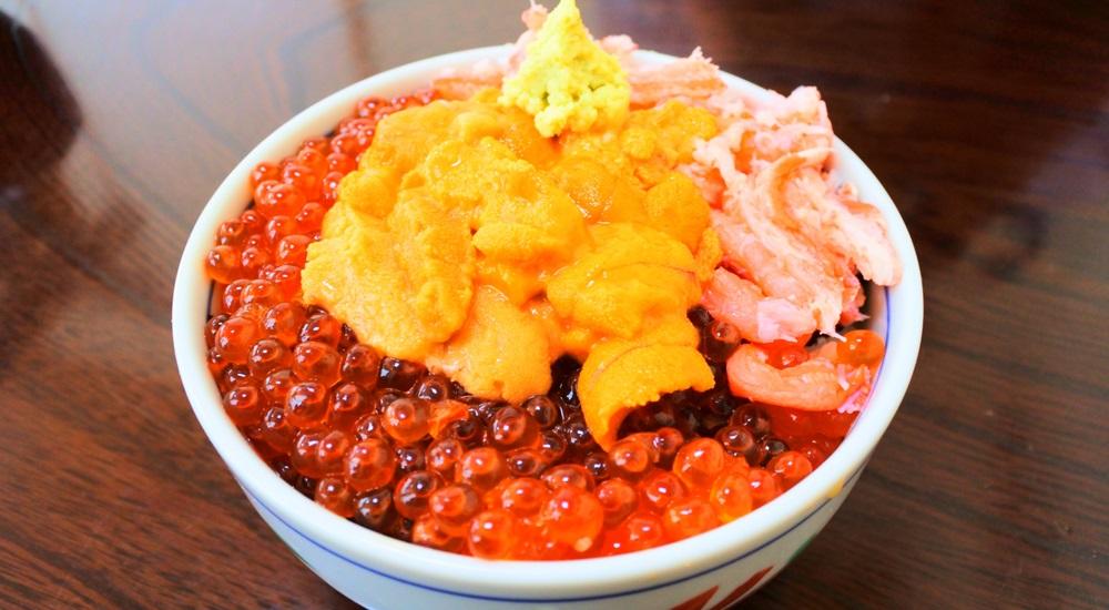 北海道 海鮮丼